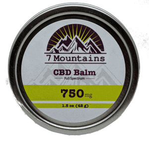 CBD Balm