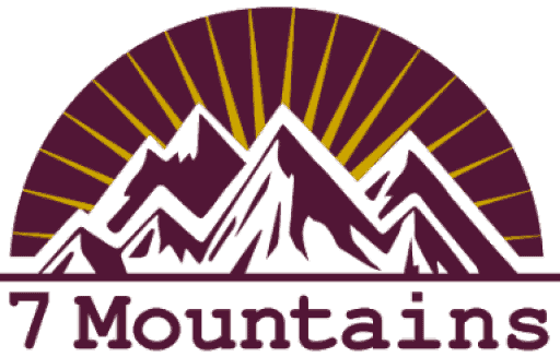 7 Mountains CBD Logo