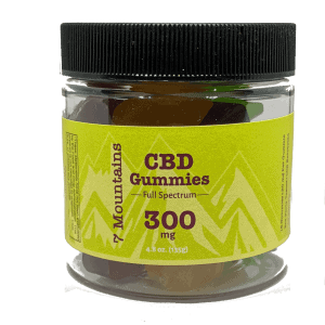 300 mg CBD Gummies