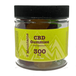 7 mountains 300 mg cbd gummies